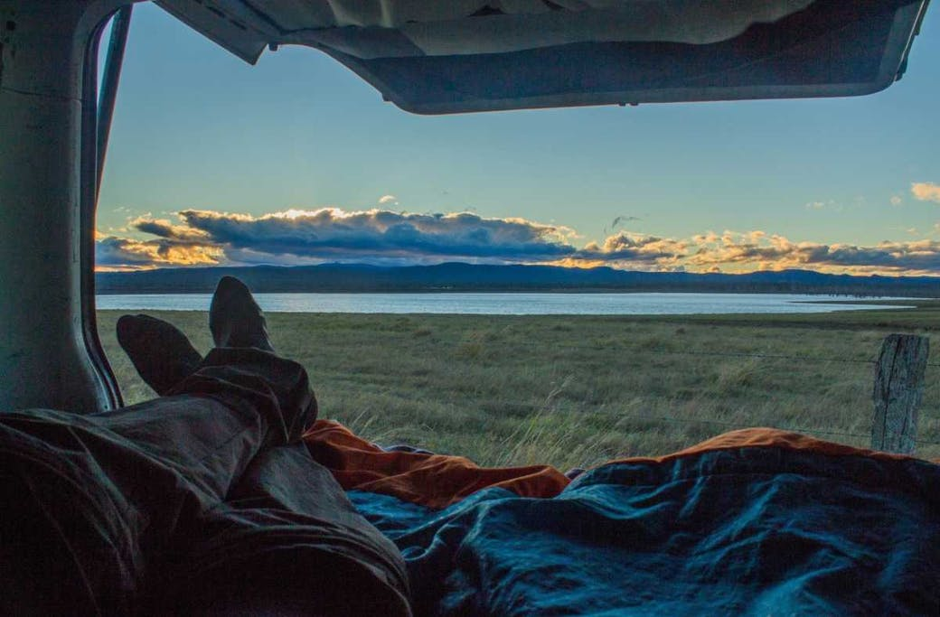 Lake Clarendon Reserve - image @ledantecphotography