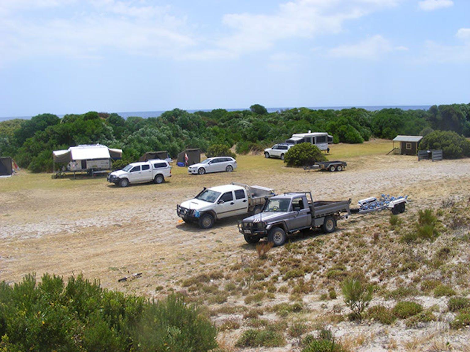 Wills Beach Shack SA