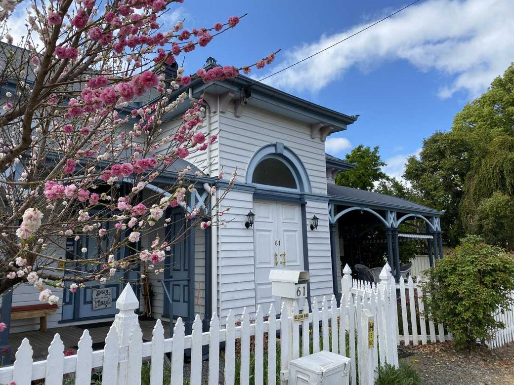 Allora Mary Poppins Manse House Queensland