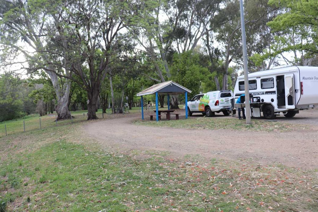 Allora Rest Area Queensland