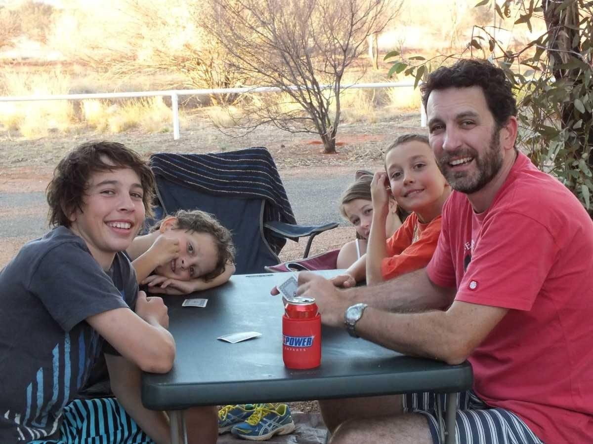 Kings Canyon Resort is a Caravan Park in Northern Territory
