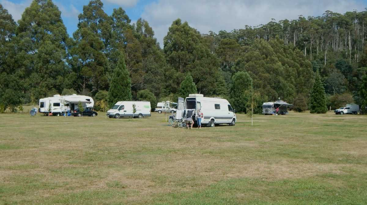 Myrtle Park Recreation update - Tasmania
